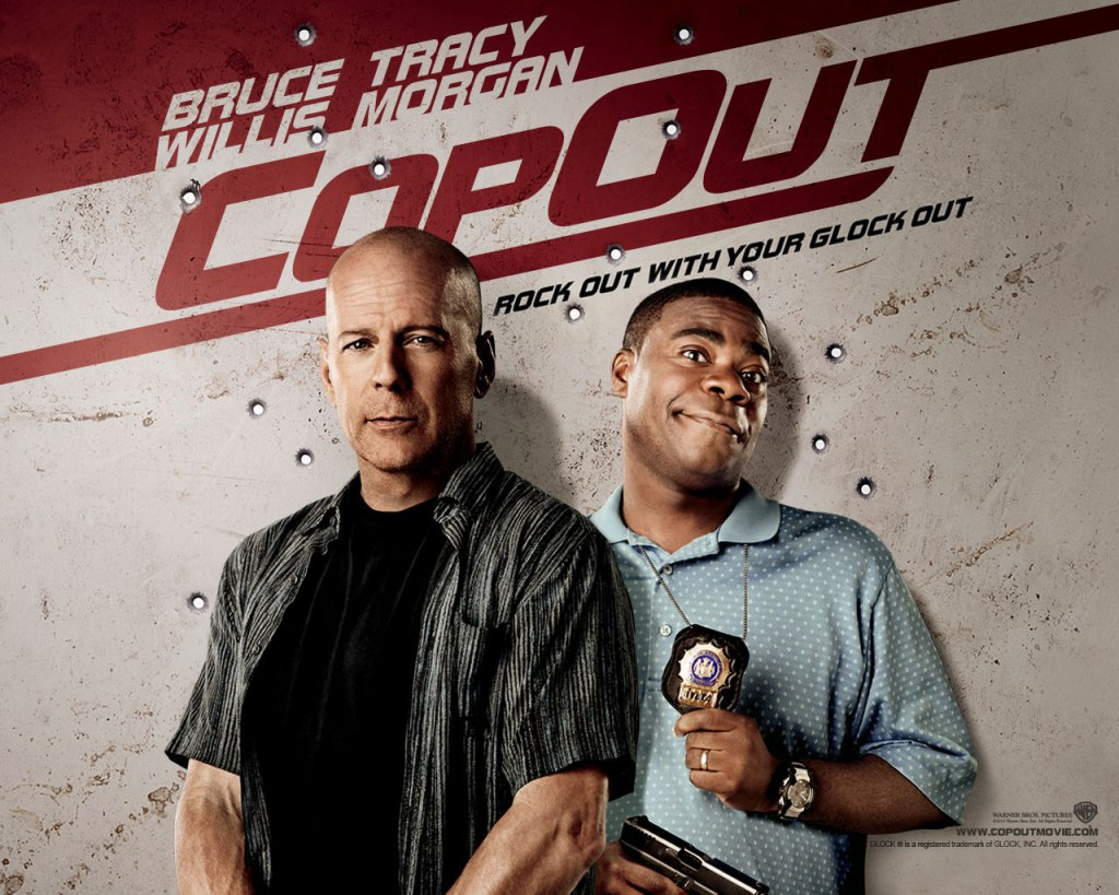 REVIEW: 'Cop Out'