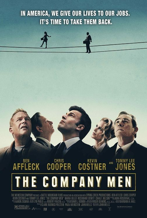 REVIEW: 'The Company Men'