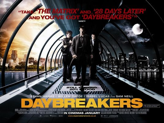 REVIEW: 'Daybreakers'