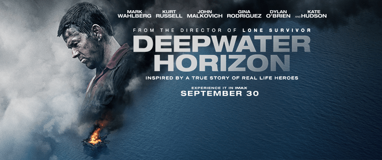 REVIEW: 'Deepwater Horizon' Is Worth A Watch Thanks To Its ImmersiveIntensity