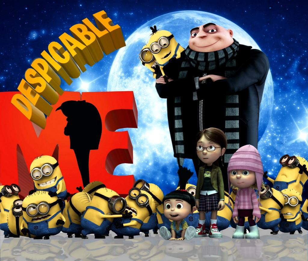 REVIEW: 'Despicable Me'