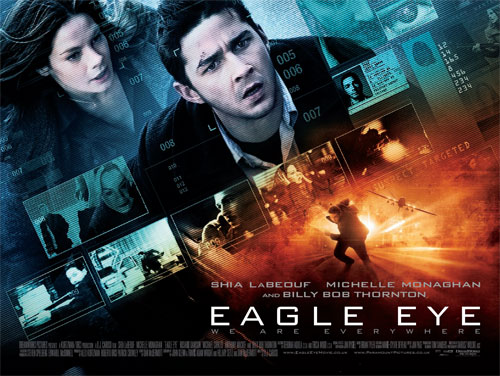 REVIEW: 'Eagle Eye'
