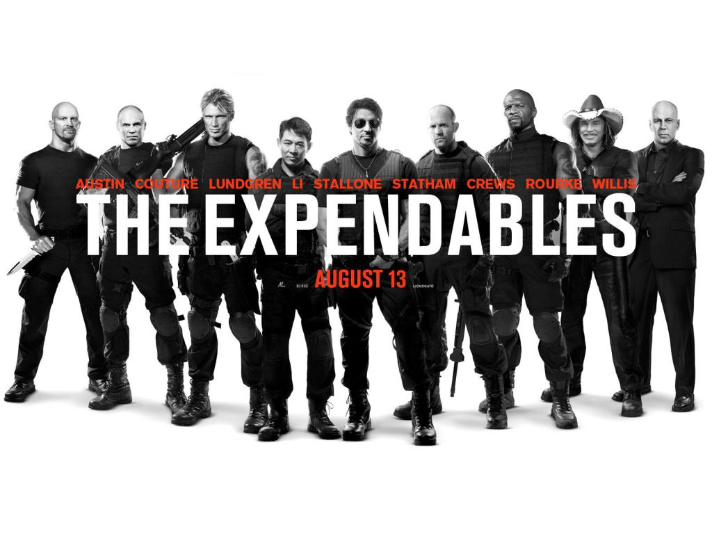 REVIEW: 'The Expendables'