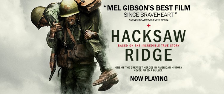 REVIEW: 'Hacksaw Ridge' Is An Intense, Gripping War Drama