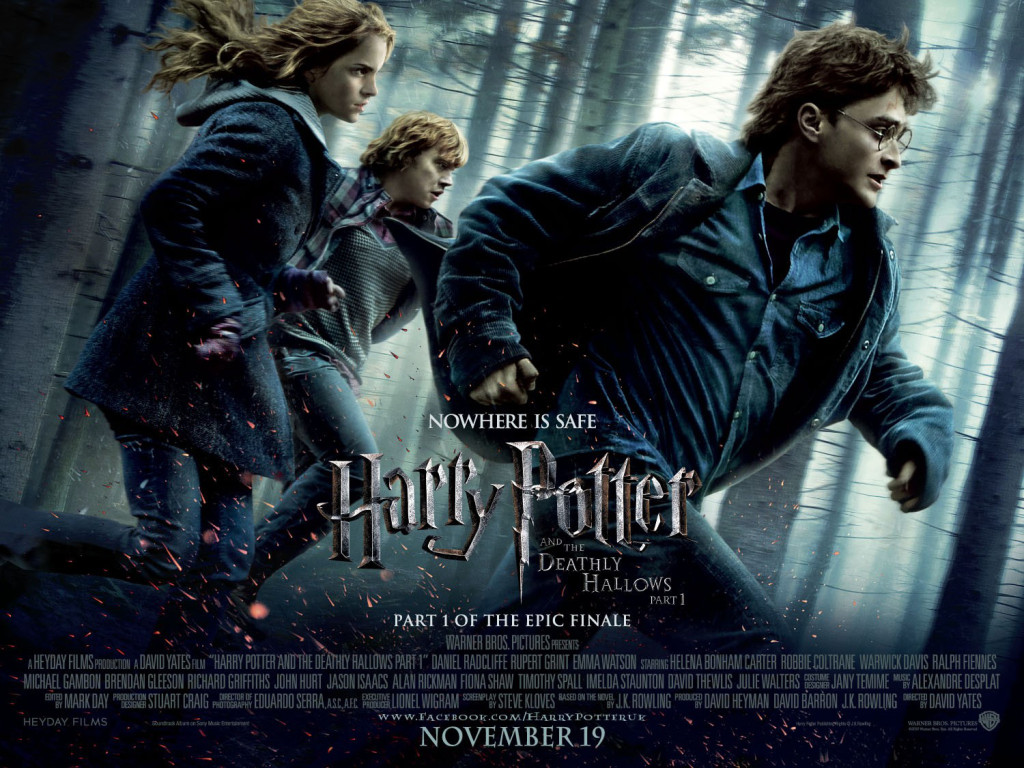 REVIEW: 'Harry Potter and the Deathly Hallows Pt.1'