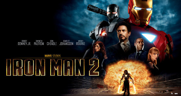 REVIEW: 'Iron Man 2'
