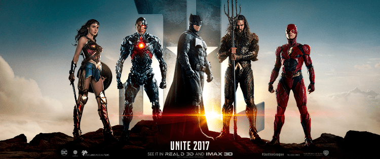 REVIEW: 'Justice League' Never Rises Above Average