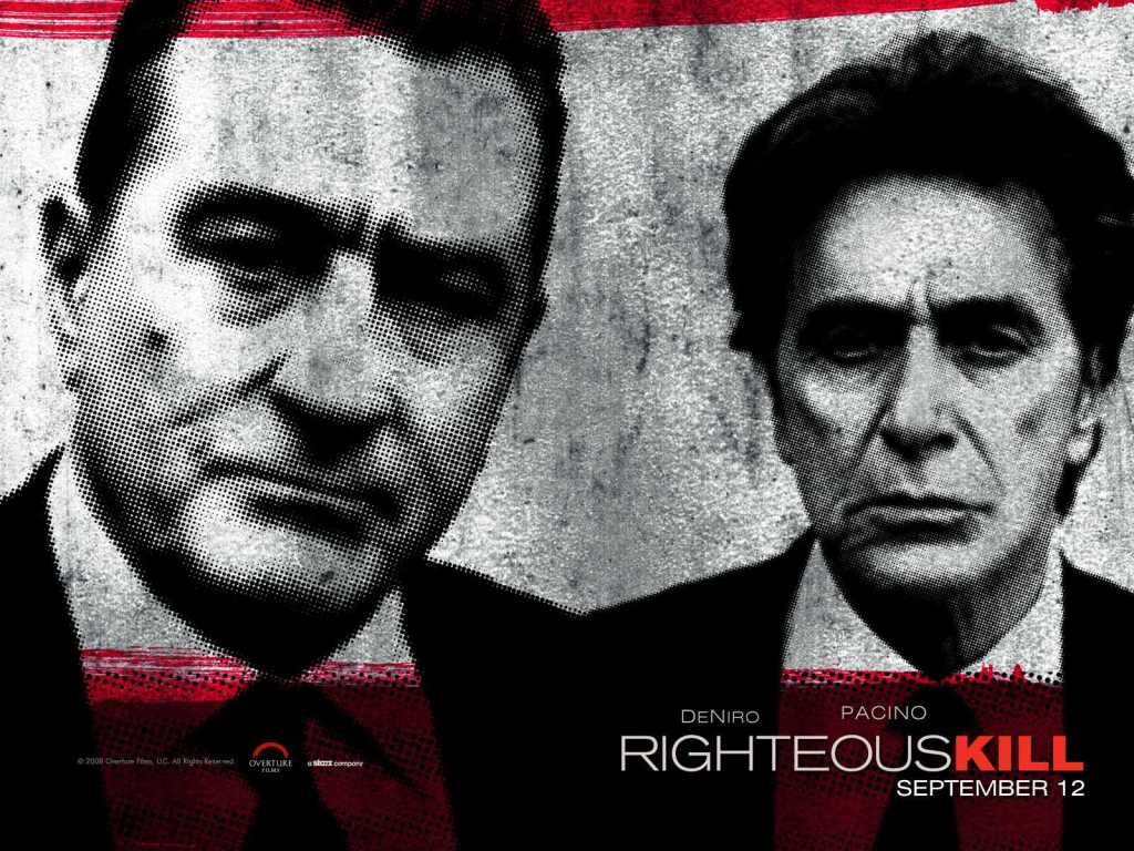 REVIEW: Righteous Kill
