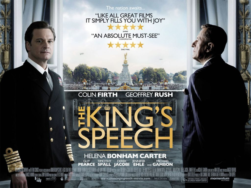 REVIEW: 'The King's Speech'