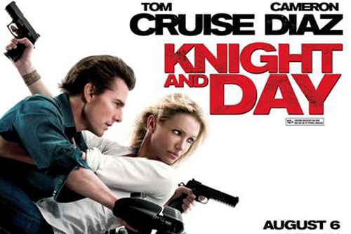 REVIEW: 'Knight and Day'