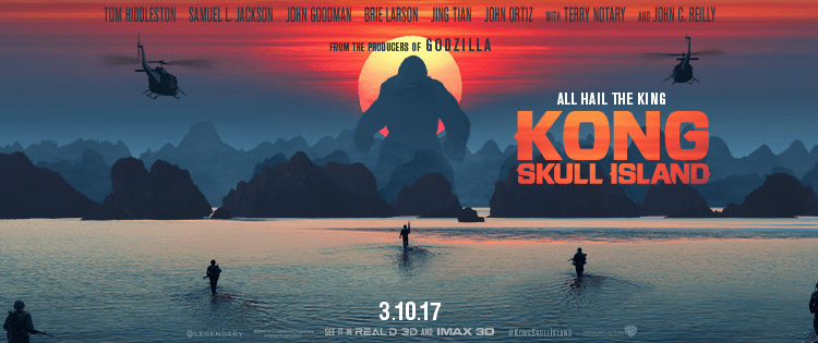 REVIEW: 'Kong: Skull Island' Is An Exciting Take On The ClassicCreature
