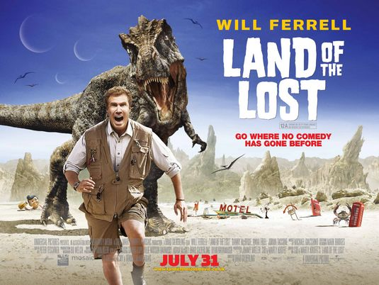 REVIEW: 'Land of the Lost