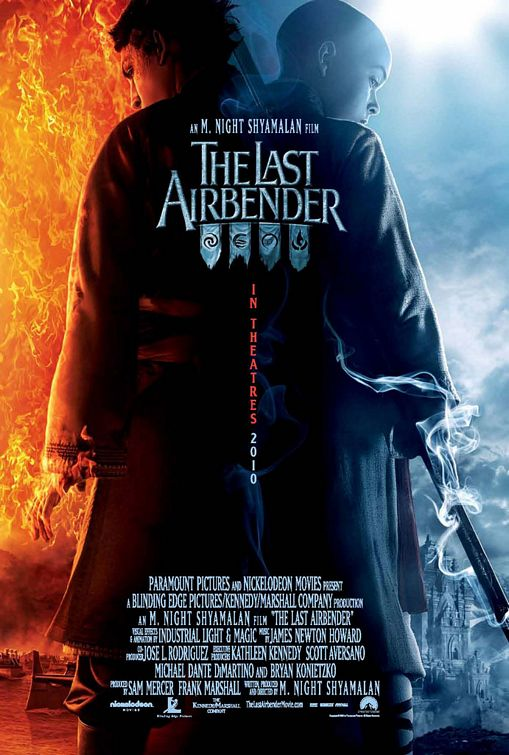 REVIEW: 'The Last Airbender