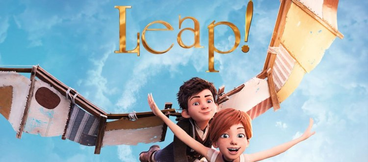 REVIEW: 'Leap!' Held Back By Formulaic Story, Weak Characters