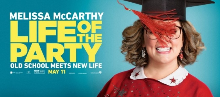 REVIEW: 'Life of the Party'