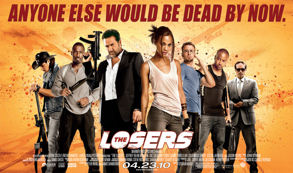 REVIEW: 'The Losers'