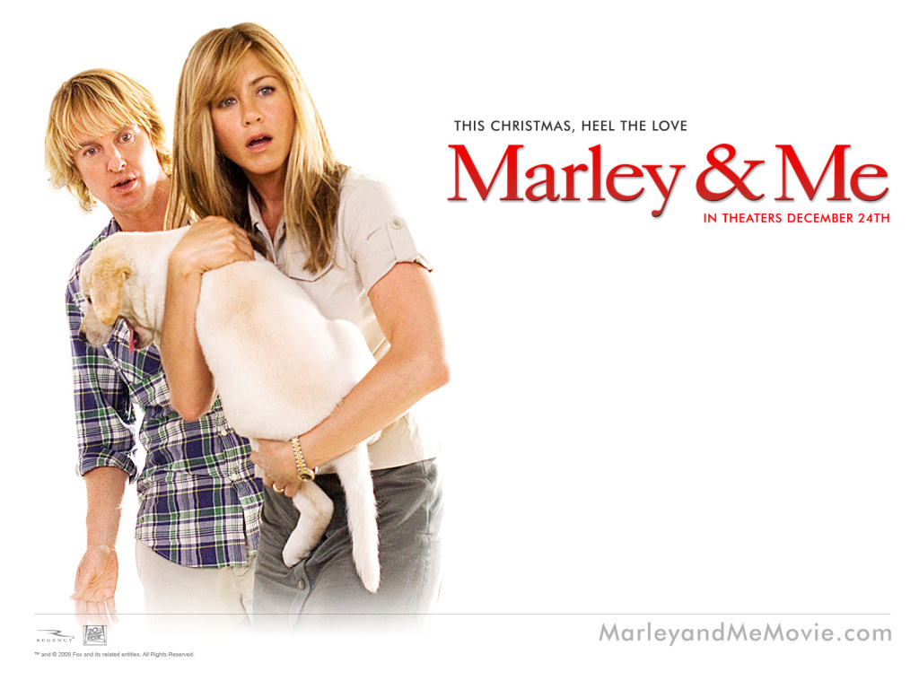 REVIEW: 'Marley &Me'