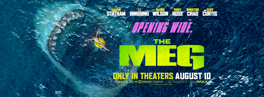 REVIEW: 'The Meg' needed more bite