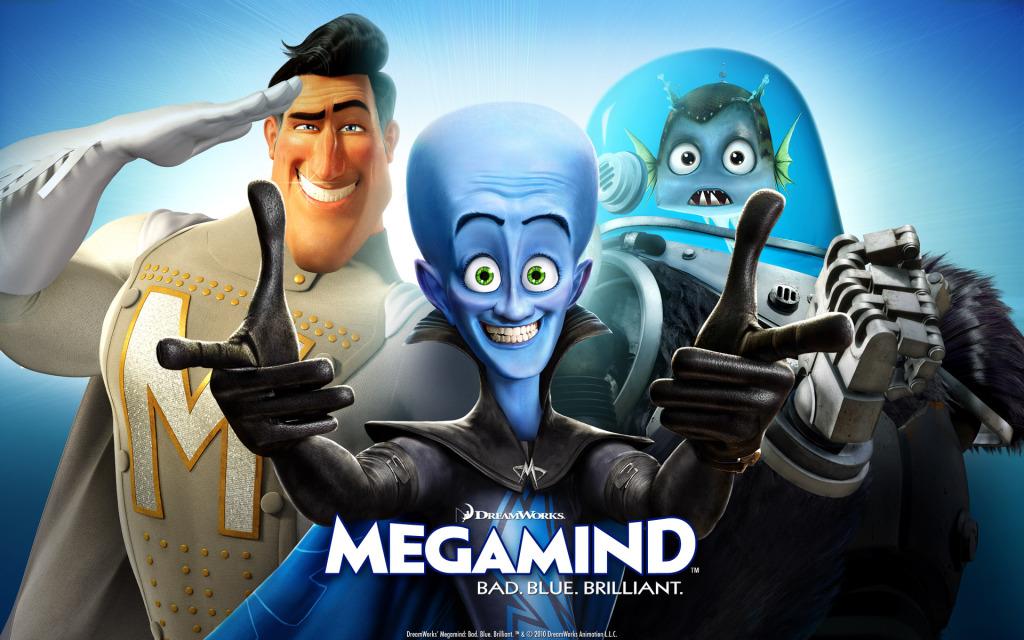 REVIEW: 'Megamind'
