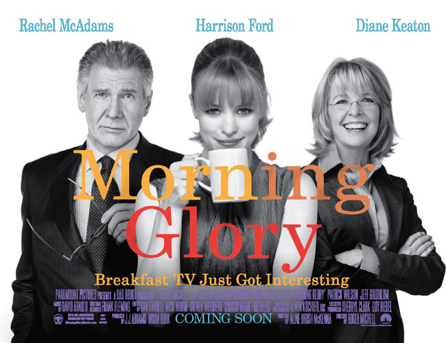 REVIEW: 'Morning Glory'
