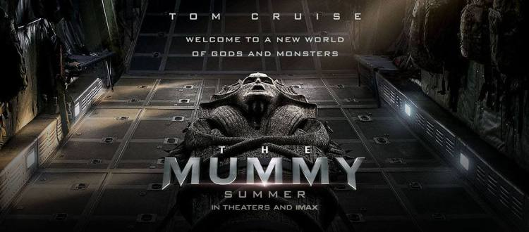 REVIEW: Universal's Attempt At New Monster Series Crashes With 'the Mummy'