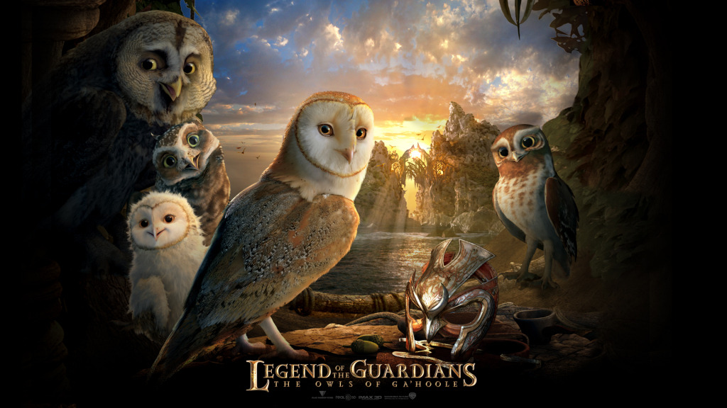 REVIEW 'Legend of the Guardians'