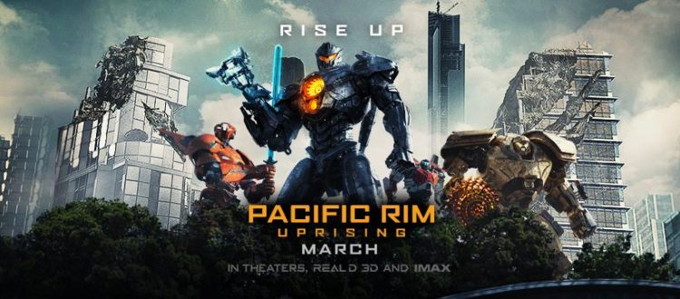 REVIEW: 'Pacific Rim Uprising' Is A Monster Sized Disappointment