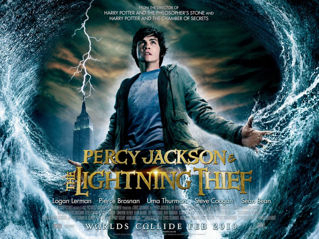 REVIEW: Percy Jackson: The Lightning Thief