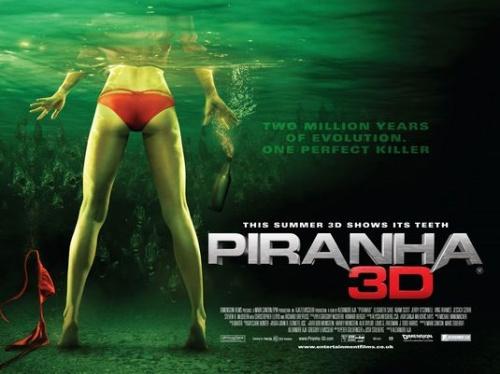 REVIEW: 'Piranha 3D'