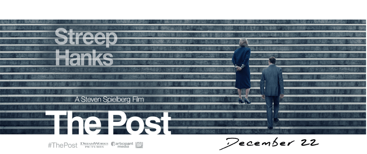 REVIEW: 'The Post' Is A Journalism Film That's Good, NotGreat