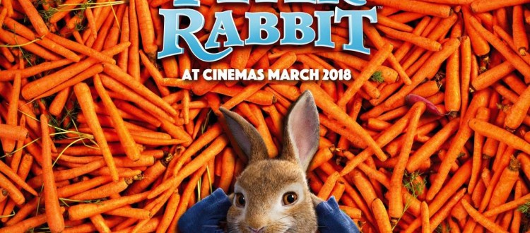 REVIEW: 'Peter Rabbit' Is A Good Weekend Matinee Pick For The Family