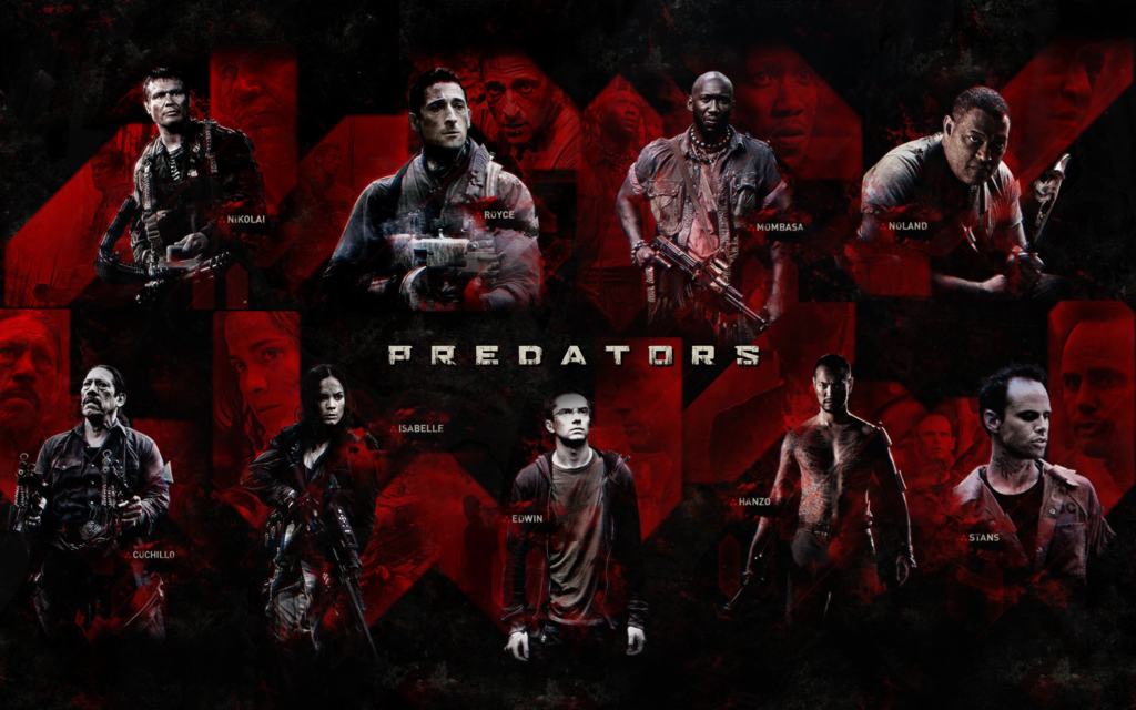REVIEW: 'Predators'