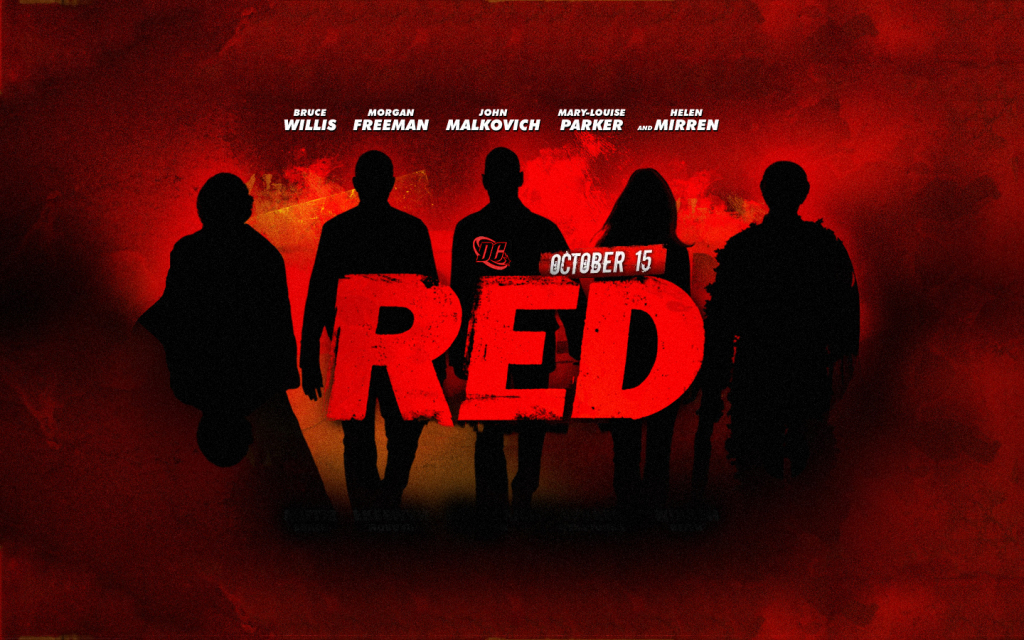 REVIEW: 'RED'
