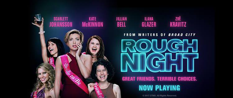 REVIEW: Good Cast Doesn't Save Clichéd Comedy 'Rough Night'