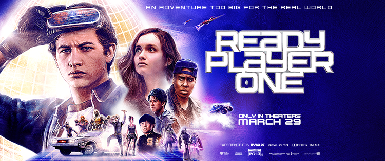 REVIEW: 'Ready Player One' Is Heavy On Nostalgia, Low OnHeart