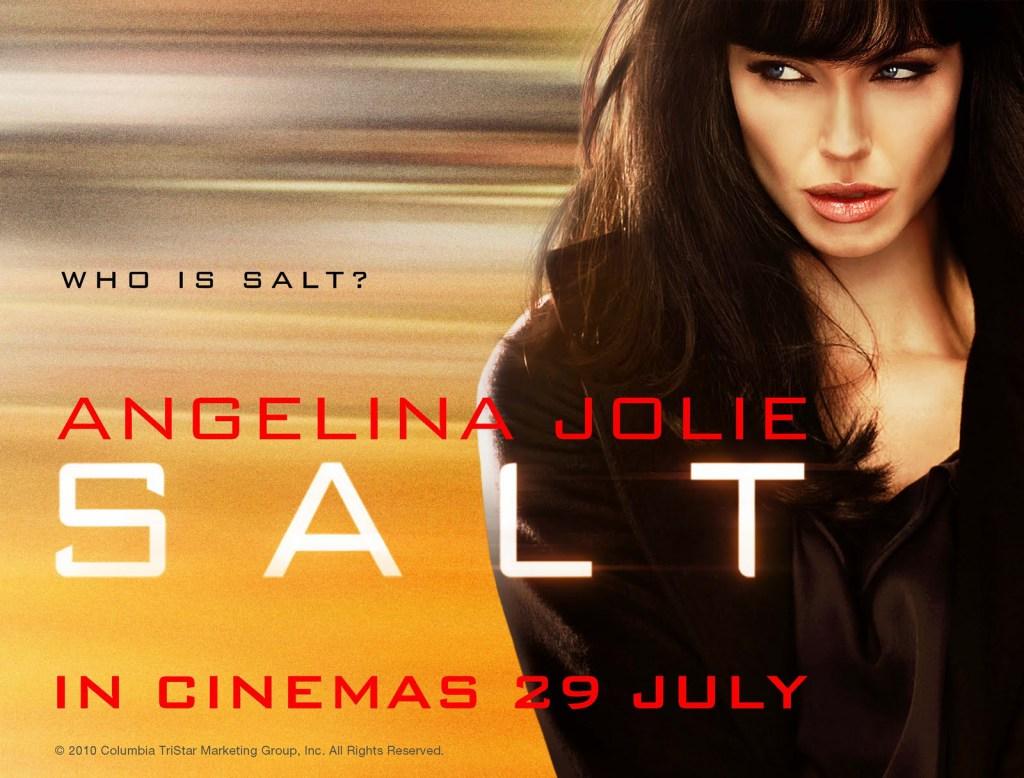REVIEW: 'Salt'