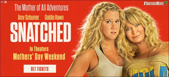 REVIEW: 'Snatched' Earns Some Laughs, But Not Every Attempt At ComedyWorks