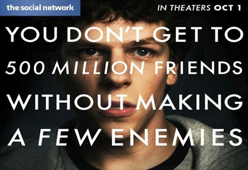 REVIEW: 'The SocialNetwork'