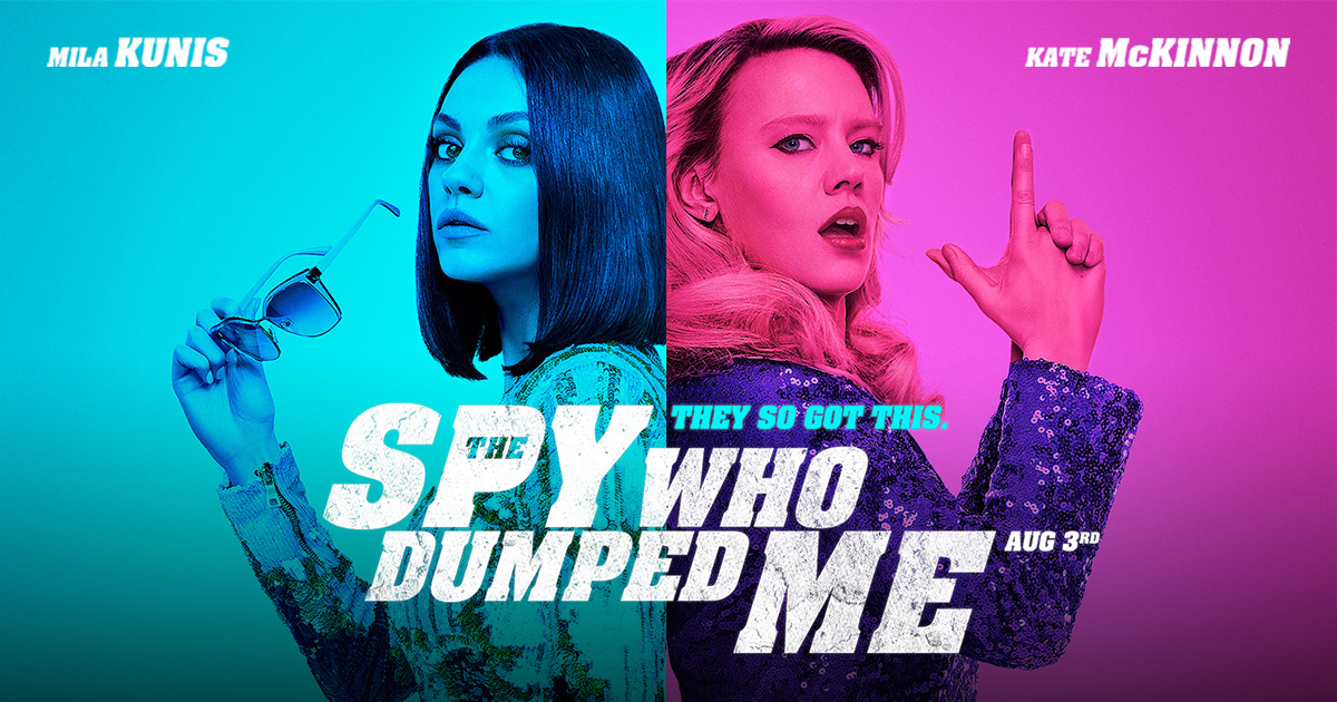 REVIEW: Weak second half, poor chemistry drag down 'Spy Who Dumped Me'