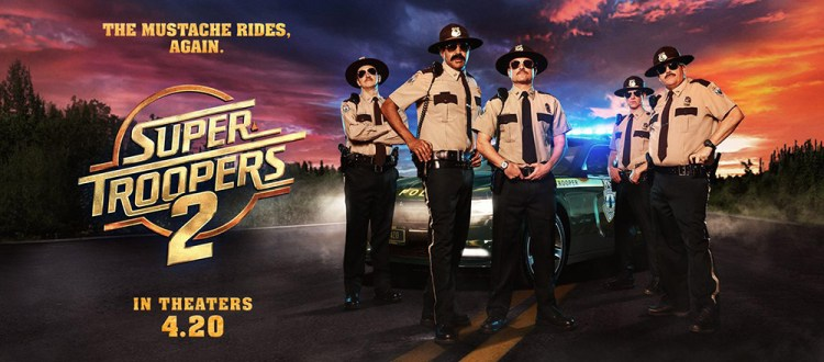 REVIEW: 'Super Troopers 2' Sadly Doesn't Live Up ToOriginal