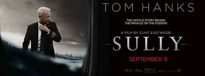 REVIEW: Suspenseful Filmmaking And Great Performances Help 'Sully'Soar