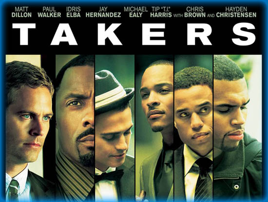 REVIEW: 'Takers'