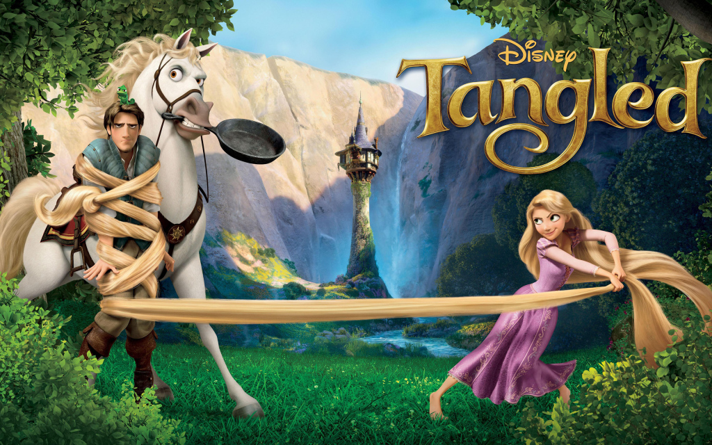 REVIEW: 'Tangled'