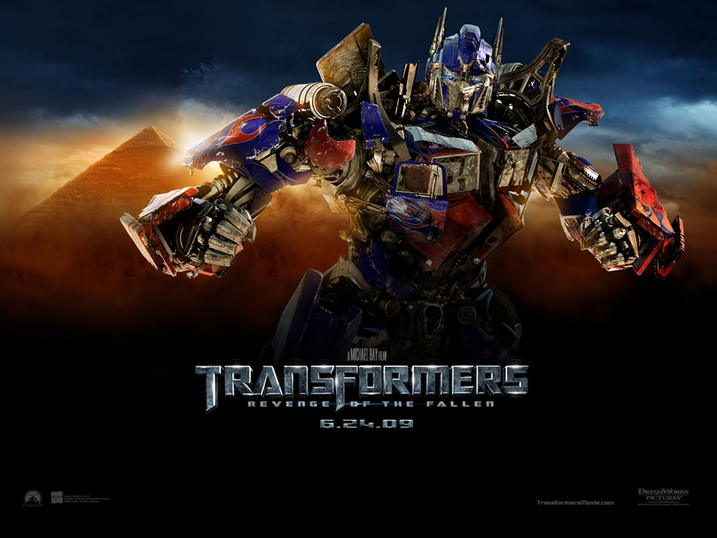 REVIEW: 'Transformers Revenge of the Fallen'