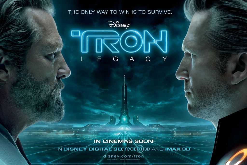 REVIEW: 'TRON Legacy'