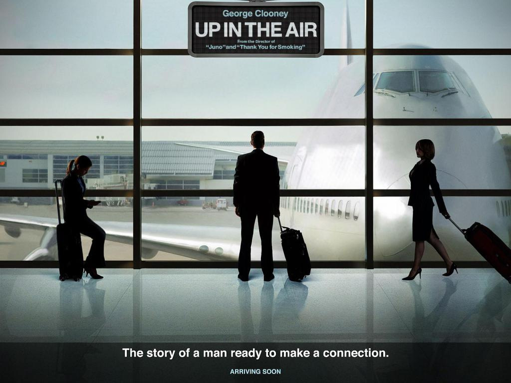 REVIEW: 'Up in the Air'