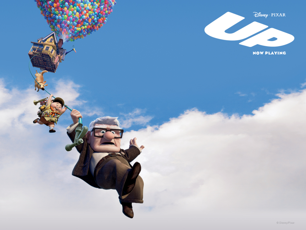 REVIEW: 'Up' byPixar