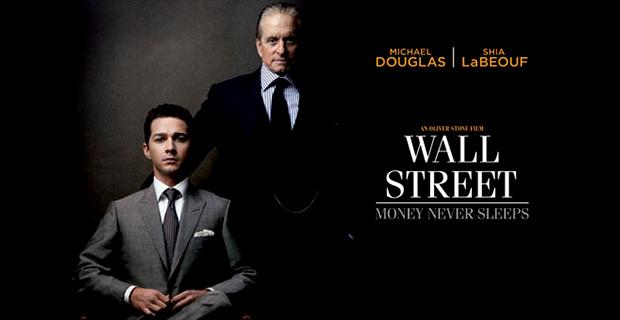 REVIEW: 'Wall Street Money NeverSleeps'