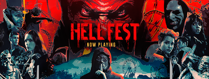 REVIEW: Despite a nice concept, 'Hell Fest' feels largely generic
