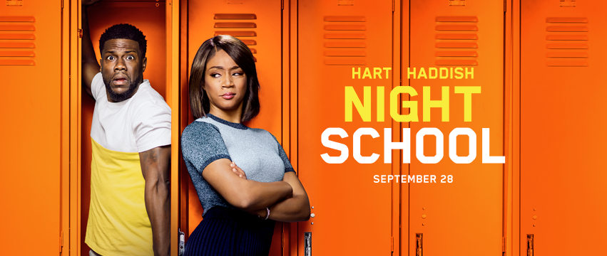 REVIEW: 'Night School' fails the laugh test